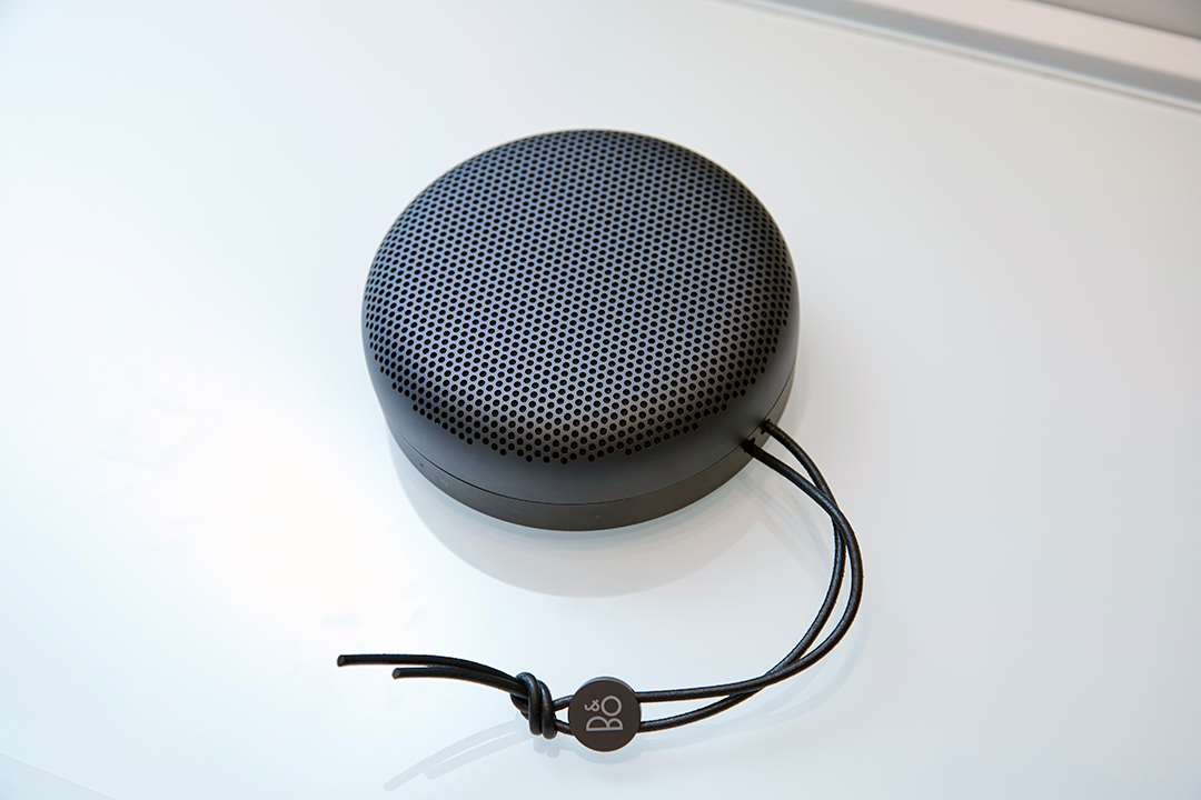 「BANG&OLUFSEN(バング&オルフセン)」のBeoPlay A1